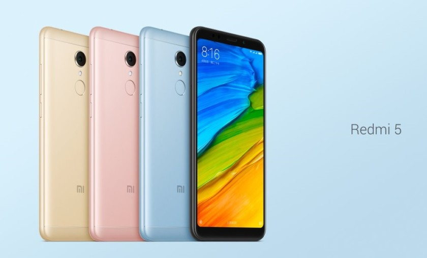 Xiaomi Redmi 5 3Gb/32Gb (Black)